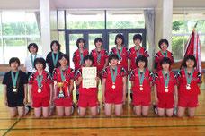 第68回東毛地区中学校競技大会・バレーボール