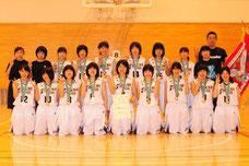 第68回東毛地区中学校競技大会・バスケットボール