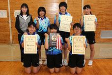 第68回東毛地区中学校競技大会・卓球