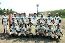 第68回東毛地区中学校競技大会・野球