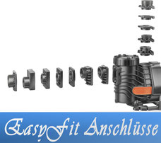 Link BADU EasyFit Anschluss-Set's