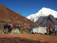 trek langtang - trekking nepal - agence voyage nepal