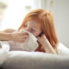 Профилактика детских сезонных заболеваний