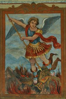 NOCARIO (fresque du Maître-autel)