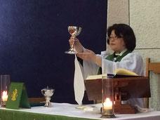 ジョイ千松清美司祭
