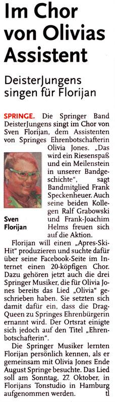 Deister Anzeiter, 18.10.2013