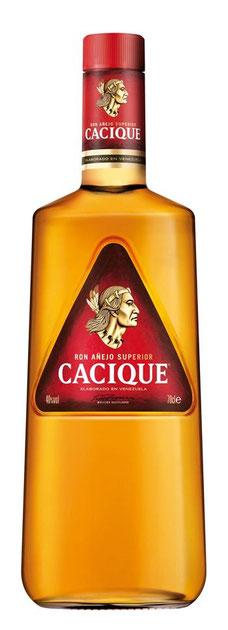 Cacique Rum aus Venezuela