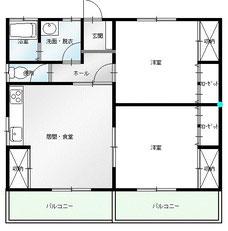 高山市、松本町、賃貸、6万円台、広々