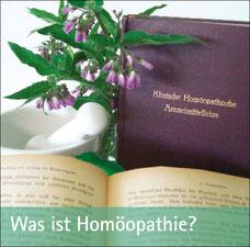 Was ist Homöopathie
