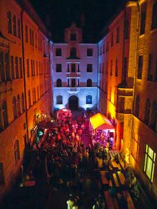 Freiwilligen-Zentrum Augsburg - Konzerte im Bürgerhof