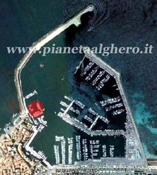 Posti barca Alghero-Marina-di-Santelmo