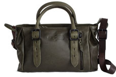 Margelisch leather shoulderbag