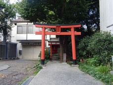 品川 大崎 清水稲荷神社