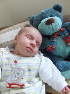 Samantha - geboren am 23.01.2014 - 3000g / 48cm