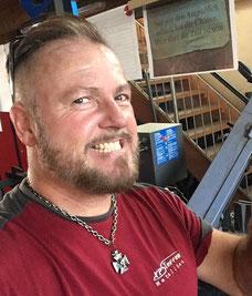 Marcus Steffen - Firmengründer und Chef von »XP STEFFEN Metallbau«