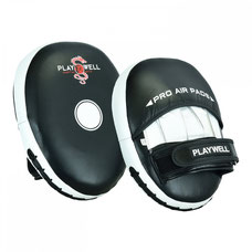 BOXING PRO AIR FOCUS PADS - BLACK, for boxing and martial arts training