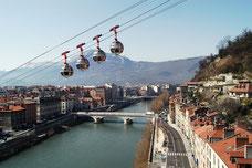 Grenoble-Téléphérique du Mont Bastille