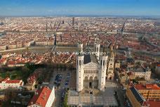 Lyon -Notre Dame de Fourvière