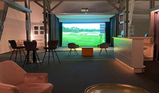 Indoor-Golf Bergkramerhof