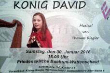 Rüdiger Scheipner Sopransaxophon Kindermusical Bochum-Wattenscheid, Friedenskirche