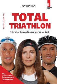 Triathlonbuch: Total Triathlon - englische Ausgabe