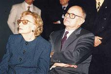 Monsieur et Madame BRUN