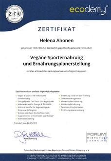 Sportlerernährung, Ernährungsberatung Sport, Vegan, Ernährungsberatung Berlin, Ecodemy