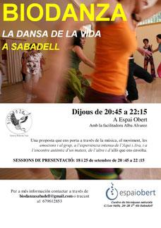 Biodansa Sabadell