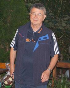 Werner HAGER - Ehrenobmann