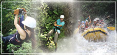 Arenal Adventure One day combo Tour
