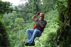 Canopy Tour Arenal Costa Rica