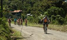 Bicicletas de montana en Arenal