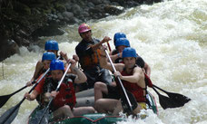 Rafting desde Arenal
