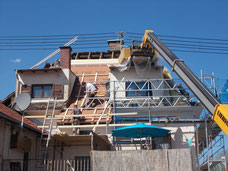 Dachsanierung und Umdeckung