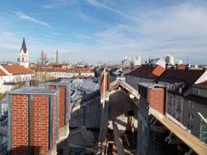 Aufstockung und Umbau eines Dachs schlüsselfertig