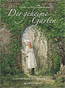 Der geheime Garten France Hoduson Burneit Buchcover Kinderromane