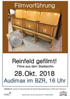 Plakat Stadt Reinfeld