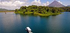 Viaje entre La Fortuna y Monteverde