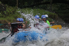 Arenal Rafting Class 3 - 4