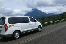 Excursión de un día  Volcán Arenal y La Fortuna saliendo de San José