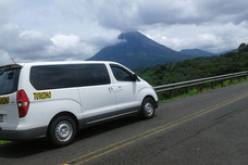 Arenal Volcano one day tour from San José