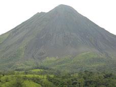 Caminata Volcán Arenal