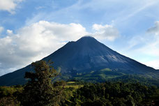 Arenal Combo Tour:  Arenal Volcano Hike & La Fortuna Waterfall