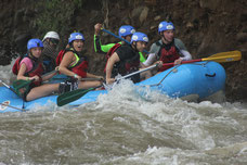 Balsa River - Rafting trip in Arenal