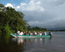 Daily private or shuttle service between Arenal and Tortuguero