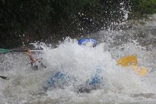 Rafting Balsa river Class 2 - 3