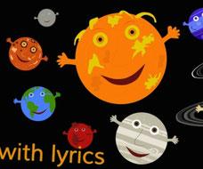 aprender ingles niños the solar system invertirenfamilia.com