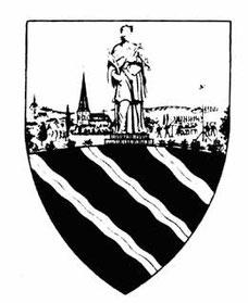 Alter Druckstock der St. Johanni-Bruderschaft
