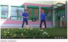 Wettbewerb Schule Burgsinn (Link auf Youtube-Video) - Mach mit!
