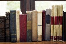 alte Literatur zu Brieftauben, Bücher über Brieftauben